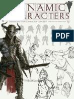 3DTotal Com Ltd Dynamic Characters 2010