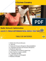CONAKRY Drive Test Report 22 04 2014