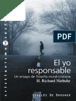 El Yo Responsable (Ensayo de Filosofia Moral Cristiana)