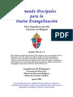 Formando Discipulos Para La Nueva Evangelizacion Total