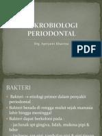 Mikrobiologi Periodontal