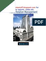 Barclays - PR-689