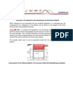 Simulation ExplosionsAssessment of Structural Integrity