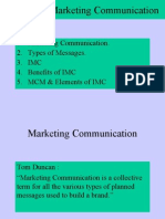 Integrated Marketing Communication (anamika sharma)