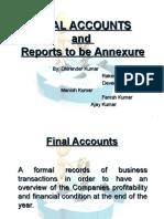 Final Account 1