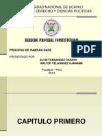Diapositiva Habeas Data