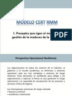 1. Preceptos Del Modelo de Gestión de La Madurez de La Empresa