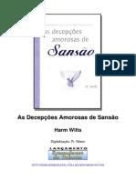 - Harm Wilts - As Decepções Amorosas de Sansão