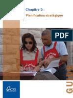 Chapitre 5 Planification Stratgique