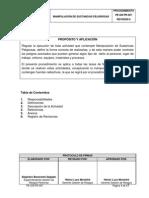 06 PE-GR-PR-007 Manipulación de Sustancias Peligrosas-Ver 0
