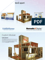 Nomadic Display - ExhibitSense