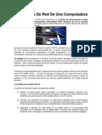 Los Puertos De Red De Una Computadora.docx