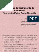 Fiabilidad Del Instrumento de Evaluación (2)