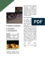 CATAMAYO