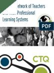 CTQ Global TeacherSolutions Report