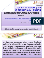 Ed Lenguajeamor 2