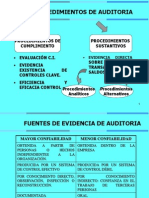 Proced. y Control Interno de Audit. Trib.