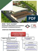 Incentivos Tributarios, De Comercio Exterior y Económico Zede (Genérico)