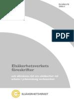 Elsäk-fs 2006:1