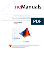 User Manual Matlab Aerospace Toolbox