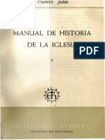 Jedin, Hubert - Manual de Historia de La Iglesia 05-01