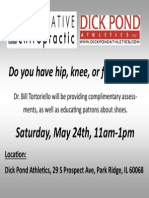 Join Dr. Bill in Park Ridge This Saturday...
