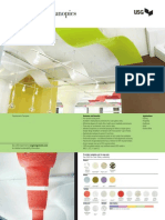 Usg Translucents Canopies Ceiling Panels Data IC596