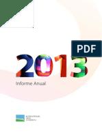 Informe Anual ILC 2013