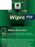Wipro Overview