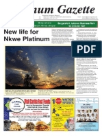 Platinum Gazette 23 May 2014