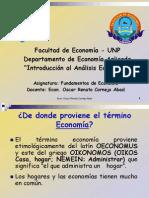 Unidad i Introduccion Al Analisis Economico