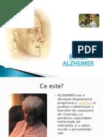 Alzheimer Prezentare