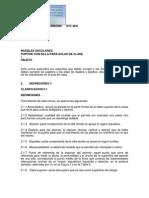 Normas Tecnicas de Mobiliario Escolar 4641