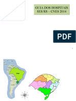 Mapas Reg Saudes -Guia Dos Hospitais 2014