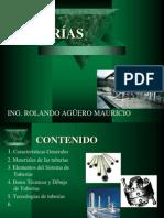 TIPOS DE TUBERIAS