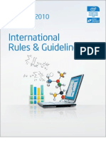 ISEF Complete Rules 2010