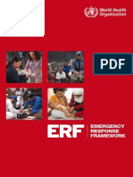 Emergency Response Framework ENGLISH