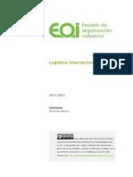 Logística Internacional _Copyrght_Alejandro Molins