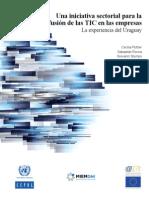 Una Iniciativa Sectorial Para La Difusión de Las TIC en Las Empresas. Experiencia Uruguay