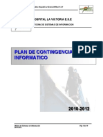 Plan Contingencia Documento HLV