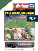 LE BUTEUR PDF du 15/11/2009