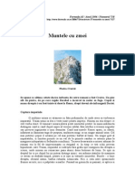 Muntele Cu Zmei - Piatra Craivei