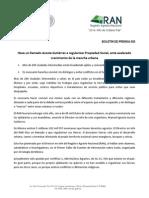 20-05-14 020 BOLETIN - Hace un llamado Acosta Gutiérrez a regularizar Propiedad Social