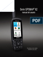 Manual Gps Map 62, 62s y 62st Garmin