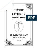 The Divine Liturgy of St. Basil 03