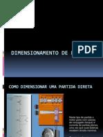 Dimensionamento de Partidas