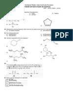 Atividade de Intervenção de Química