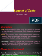 LoZ Ocarina of Time