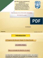 Diapositiva Programa de Salud Escolar