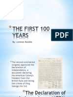 the first 100 years